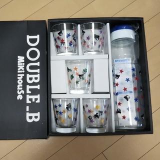ミキハウス(mikihouse)のグラスとアイスポットのセット(グラス/カップ)