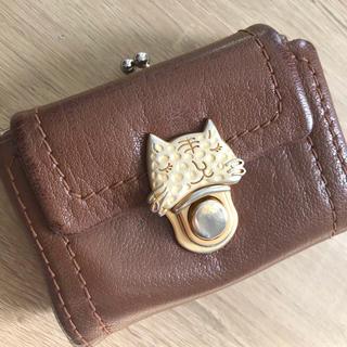 ツモリチサト(TSUMORI CHISATO)のツモリチサト*カリヤネコ財布(財布)
