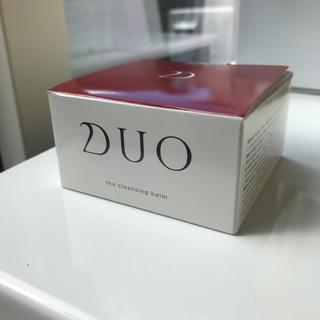 本日限定価格 デュオ DUO クレンジングバーム