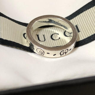 グッチ(Gucci)のGUCCI 『グッチゴーストシルバーリング』(リング(指輪))