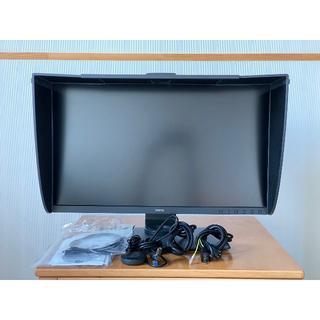 BenQ SW271 美品 4K カラーマネージメントモニター(ディスプレイ)