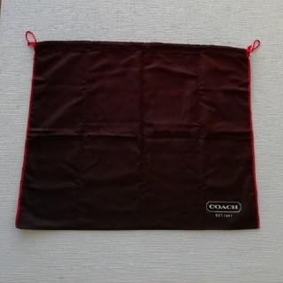 コーチ(COACH)のCOACH 保存袋(ショップ袋)
