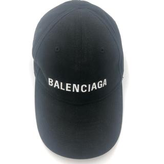 Balenciaga - 確実正規品!バレンシアガ キャップ 黒