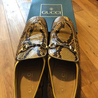 Gucci - GUCCI メンズ靴