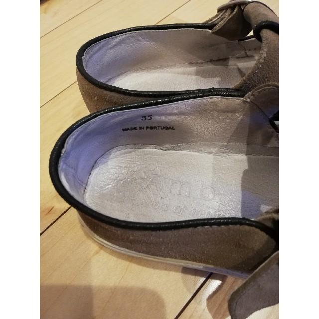 BEAUTY&YOUTH UNITED ARROWS(ビューティアンドユースユナイテッドアローズ)のAmb スニーカー スリッポン レディース スウェード レディースの靴/シューズ(スニーカー)の商品写真