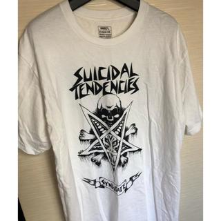 ヴァンズ(VANS)の VANSSYNDICATE×SUICIDALTENDENCIES Tシャツ L(Tシャツ/カットソー(半袖/袖なし))