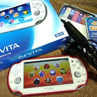 PlayStation Vita - PSVITA  PlayStation Vita 本体 クリスタルホワイト