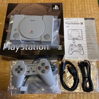 PlayStation - プレイステーション クラシック PlayStation SCPH-1000RJ