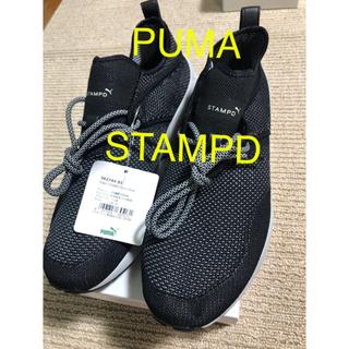 プーマ(PUMA)のpuma X stanpd コラボシューズ 29センチ(スニーカー)