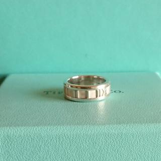 ティファニー(Tiffany & Co.)のティファニー アトラスリングⅠ(リング(指輪))