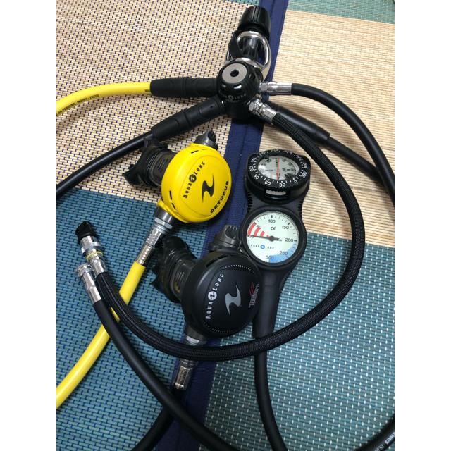Aqua Lung(アクアラング)のダイビング機材一式 スポーツ/アウトドアのスポーツ/アウトドア その他(マリン/スイミング)の商品写真