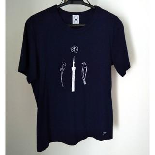 ミナペルホネン(mina perhonen)のミナペルホネン スカイツリー Tシャツ👕(Tシャツ(半袖/袖なし))