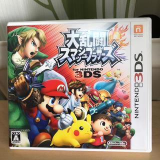ニンテンドー3DS - 大乱闘スマッシュブラザーズ for ニンテンドー3DS