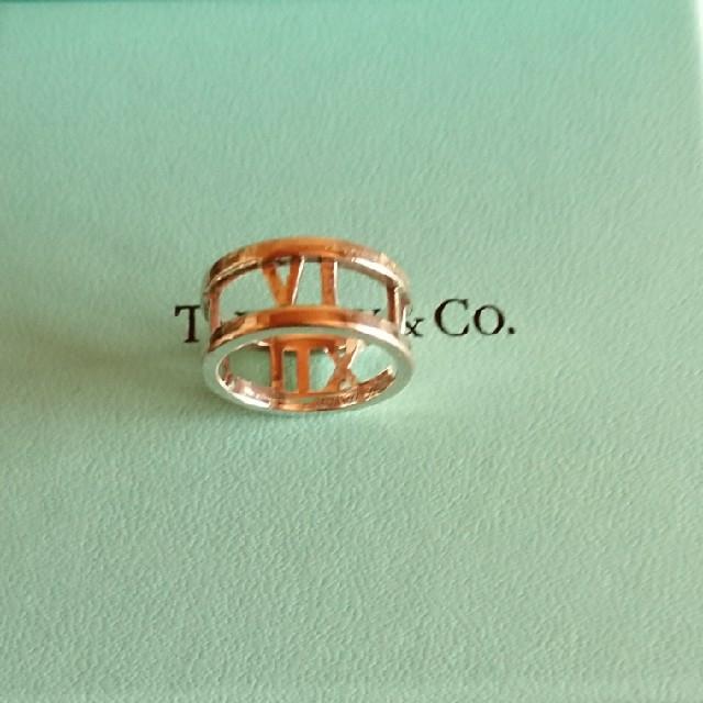 Tiffany & Co.(ティファニー)の最後価格‼️ティファニー Ⅱアトラスリング メンズのアクセサリー(リング(指輪))の商品写真