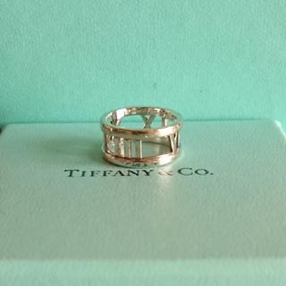 ティファニー(Tiffany & Co.)のティファニー Ⅱアトラスリング(リング(指輪))