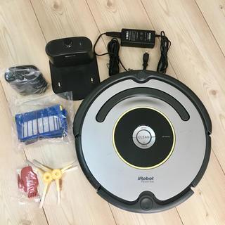 iRobot - 中古  iRobot Roomba 自動掃除機 ルンバ 630