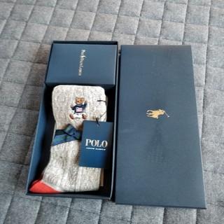 ポロラルフローレン(POLO RALPH LAUREN)のラルフローレン 靴下(ソックス)