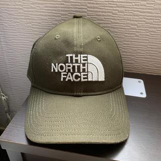 THE NORTH FACE - NORTH ノースフェイス キャップ  カーキ