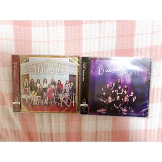 エイチケーティーフォーティーエイト(HKT48)のIZ*ONE CD vampire buenos aires 2枚セット(K-POP/アジア)