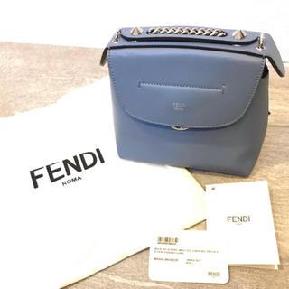 FENDI - FENDI ミニ バックパック ショルダーバック 斜めがけ☆