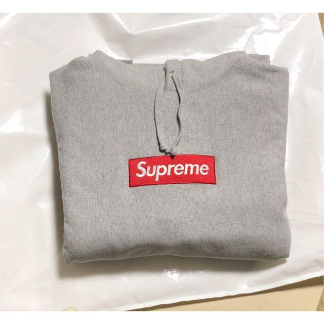 Supreme(シュプリーム)のSupreme 16aw Box Logo Hooded Sweatshirt メンズのトップス(パーカー)の商品写真