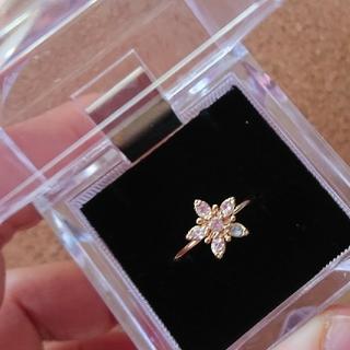 アネモネ(Ane Mone)の星の指輪(リング(指輪))