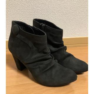エスペランサ(ESPERANZA)のショートブーツ  美品(ブーツ)