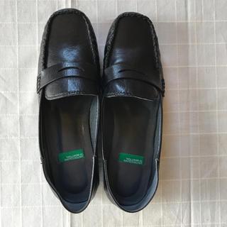 ベネトン(BENETTON)のベネトンのローハー(ローファー/革靴)