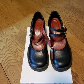 アシナガオジサン(あしながおじさん)のあしながおじさん 厚底6㌢(ローファー/革靴)