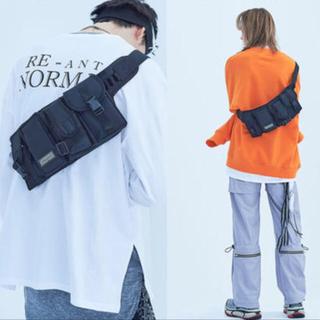 ボウダンショウネンダン(防弾少年団(BTS))のanotheryouth   untiity bag(ウエストポーチ)