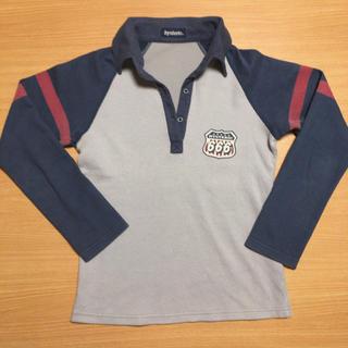 ヒステリックグラマー(HYSTERIC GLAMOUR)のヒステリックグラマー ポロシャツ 長袖シャツ(ポロシャツ)