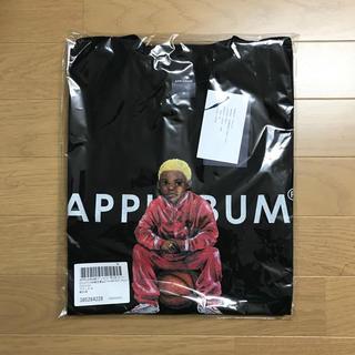 アップルバム(APPLEBUM)の新品 zozo限定 applebum WORM BOY AWAY Tシャツ M(Tシャツ/カットソー(半袖/袖なし))