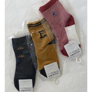 familiar - 新品✴︎familiar 靴下3点セット