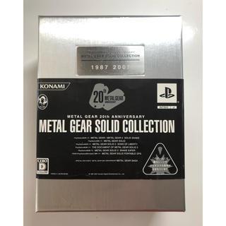 KONAMI -  メタルギア 20th アニバーサリー メタルギア ソリッド コレクション