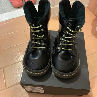 HYSTERIC MINI - ヒスミニ 6ホール ブーツ 15cm