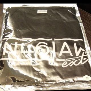 ノギザカフォーティーシックス(乃木坂46)の乃木坂46 上海限定 Tシャツ 黒 だいたいぜんぶ展 N46AW(アイドルグッズ)