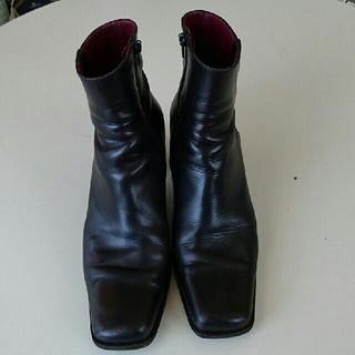 ブルーノマリ(BRUNOMAGLI)のBRUNOMAGLI ブルーノマグリ ショートブーツ(ブーツ)