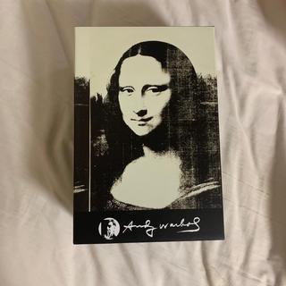 BE@RBRICK ANDY WARHOL Double Mona Lisa