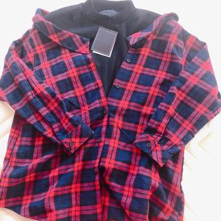 レディー(Rady)のミコアメリ チェックシャツ(シャツ/ブラウス(長袖/七分))
