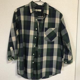 ブラウニー(BROWNY)のメンズ七分袖シャツ 古着(Tシャツ/カットソー(七分/長袖))
