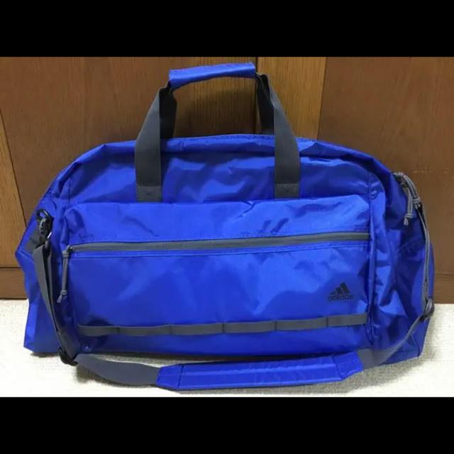 adidas(アディダス)のadidas ボストンバッグ メンズのバッグ(ボストンバッグ)の商品写真
