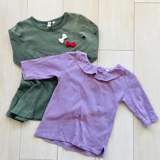 サマンサモスモス(SM2)のSM2 トップス2枚セット(Tシャツ/カットソー)