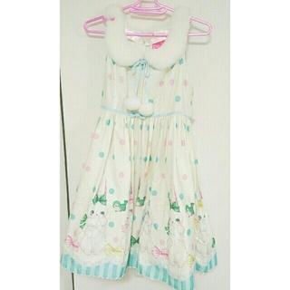 Angelic Pretty - 最終値下げ 1000円引き アンジェリックプリティ ジャンパースカート