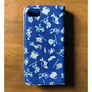 トイストーリー(トイ・ストーリー)のGourmandise トイストーリー 手帳型スマホケース iPhone8(iPhoneケース)