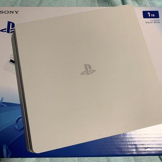 PlayStation4 - ps4 1TB 白