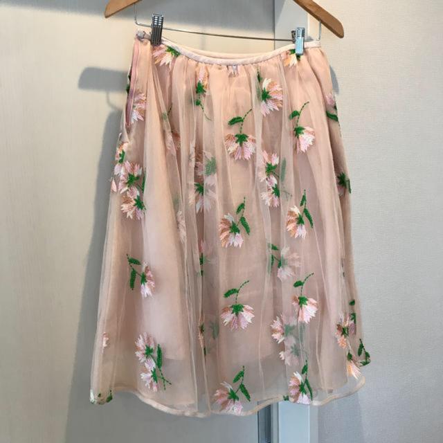 Chesty(チェスティ)の【meronchan様 専用】チェスティ お花柄スカート レディースのスカート(ひざ丈スカート)の商品写真