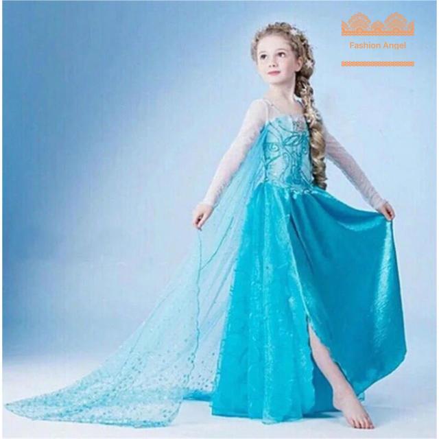 エルサ ドレス 子供