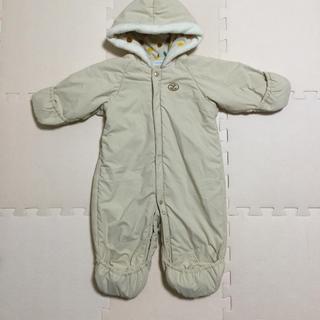 ミキハウス(mikihouse)の ミキハウス 防寒 ジャンプスーツ カバーオール  60・70・80(その他)