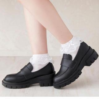ユメテンボウ(夢展望)の夢展望 ♡ 厚底ローファーパンプス(ローファー/革靴)