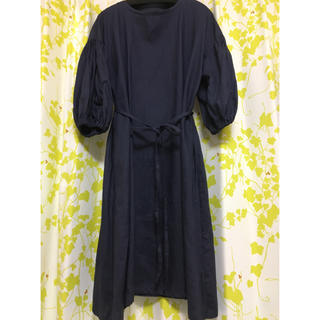 SM2 -  【新品 未使用】 ★作家様★バルーン袖  2wayワンピース